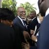 Haiti installs new prime minister following assassination of president Jovenel Moise