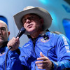 Bezos attracts criticism for thanking Amazon workers after space flight