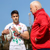 Conor Murray has an important role to play off the Lions bench - Gatland