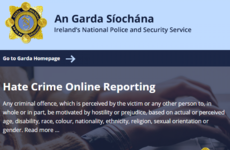 'Don't suffer in silence': Gardaí launch online system for reporting hate crime