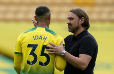 Norwich boss Farke 'over the moon' to sign new deal after second promotion