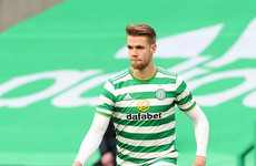 One defender in, one out as Celtic sell Ajer to Brentford and sign Sweden's Starfelt