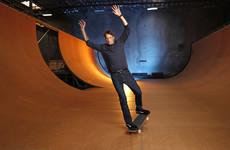 Tony Hawk samples Tokyo skatepark ahead of skateboarding's 'surreal' Olympic debut