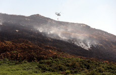 'The situation has vastly improved': Gorse fires on Howth Head now contained