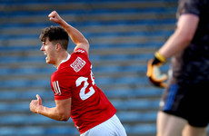 Buckley stars with 0-10 as Cork crowned Munster U20 champions