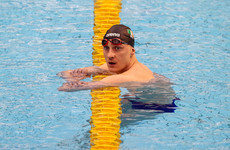 Shane Ryan withdraws from Tokyo backstroke event due to pain