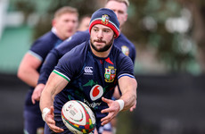 Aki 'has been brilliant' in helping Henshaw prepare for first Lions Test start