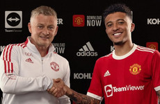 Manchester United complete €85million Sancho signing from Dortmund