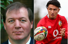 Irish Independent ends Neil Francis' contract after comments about Lions out-half Marcus Smith