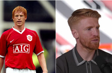 Paul McShane returns to Manchester United in player/coach role