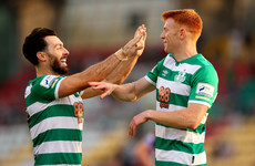 Shamrock Rovers see off Galway in the FAI Cup