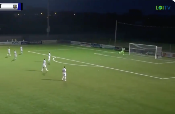 Ex-Liverpool striker scores 124th-minute equaliser from own half in Athlone's crazy FAI Cup loss to Waterford