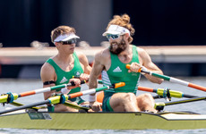 McCarthy and O'Donovan storm into semi-finals with heat victory