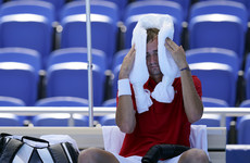 Medvedev calls for later starts as tennis stars toil in Tokyo heat