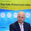 Coronavirus: 1,345 new cases confirmed in Ireland