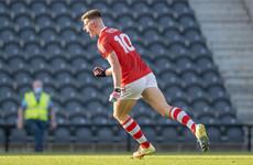 Cork U20 star forward suffers devastating cruciate blow