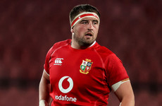 Blow for the Lions as Wyn Jones ruled out of first Test with injury