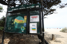 Swimming ban lifted at two Dublin beaches after E.Coli levels recede