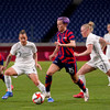 USA bounce back from opening embarrassment on goal-laden day at Tokyo 2020