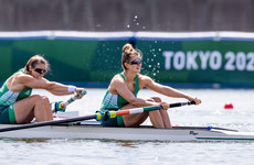 Fine Irish rowing form continues with double repechage success
