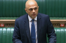 UK health secretary apologises for suggesting people 'cower' from Covid