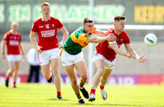 Kerry hammer Cork by 22 points to land Munster football title in style