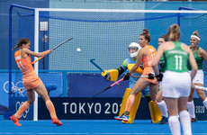Irish women's hockey team go down fighting against awesome Dutch outfit