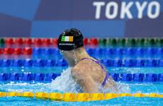 Stunning performance sees Mona McSharry progress to 100m breaststroke final