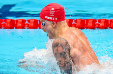 Britain's Peaty wins 100m breaststroke gold to defend Olympic title