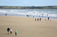 Man dies after being taken from water in Tramore