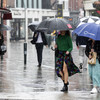 Met Éireann issues nationwide Status Yellow rain warning
