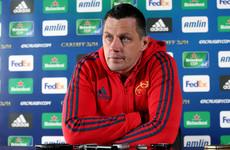 James Coughlan joins Toulon as defence coach