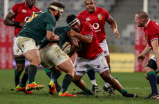 Vunipola's impact a boost for Lions as Jones remains doubtful for second Test