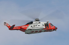 Coast Guard rescue man who spent 10 hours in water off Co Louth