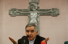 Cardinal and nine others on trial in landmark Vatican fraud case