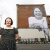 Mural by Joe Caslin unveiled in Dublin to mark 50th anniversary of Down Syndrome Ireland
