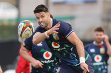 Gatland calls on Murray's control as Lions get set for an 'arm wrestle'