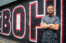 'He's saying for me to give them advice, but I'm looking to them for advice' - Ward hails Bohs' young talent