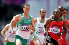 'We need to be realistic about winning medals' - Cragg