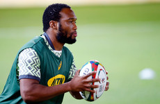 Springbok centre Lukhanyo Am expecting different approach from Lions this weekend