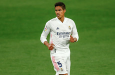 Manchester United agree deal to sign Real Madrid defender