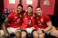 Conan goes again with 'freak athletes' Curry and Lawes in Lions back row