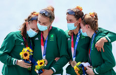 'Hopefully it gives the young girls coming up real hope' - Irish quartet delighted with bronze