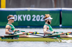 O'Donovan and McCarthy cruise into double sculls final with awesome display