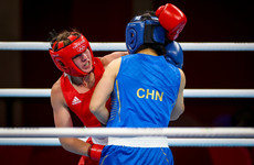 Aoife O'Rourke goes down fighting in narrow defeat to second seed Li