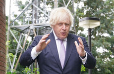 Johnson wants 'fluorescent-jacketed chain gangs' to punish anti-social behaviour