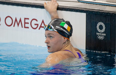 McSharry sets new Irish record in the 200m breaststroke