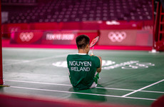 Nhat Nguyen edged out in three-game thriller as Wang books place in quarter-finals