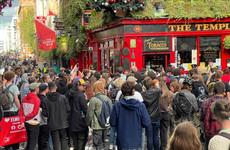 Gardaí investigating assault allegations following Temple Bar incident