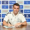 'True hero, true blue' Seamus Coleman signs new Everton deal